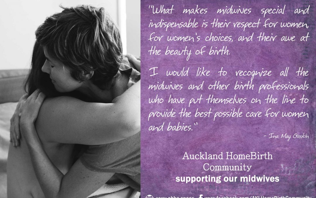 We Love Our Home Birth Midwives! Evening